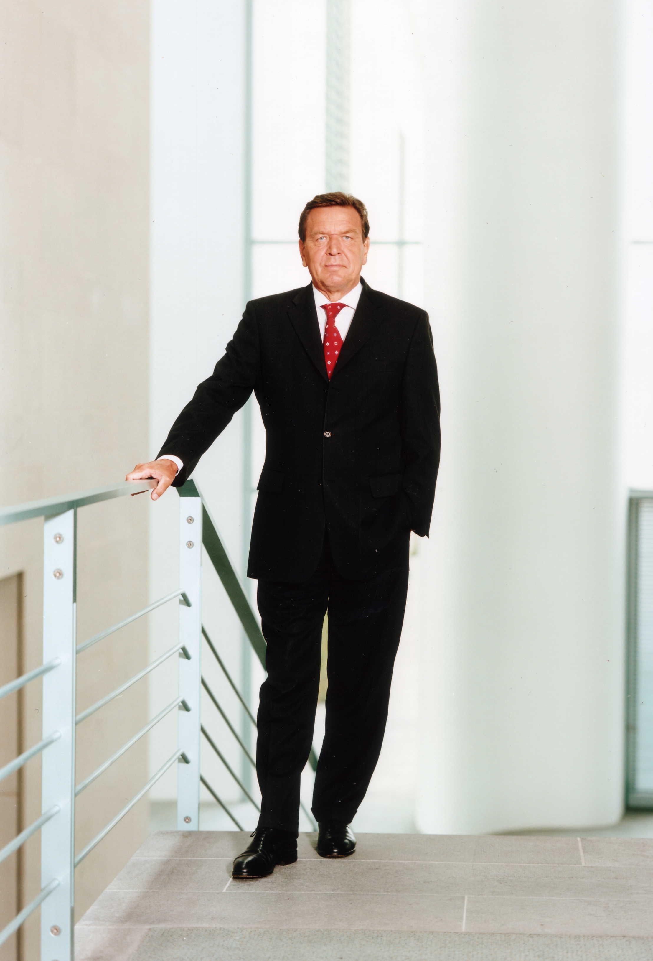 Jan Northoff // Kanzler a.D Schröder